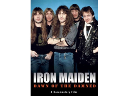 IRON MAIDEN - Dawn Of The Damned (DVD)
