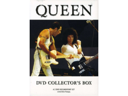 QUEEN - Queen Dvd Collectors Box (DVD)