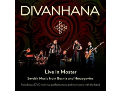 DIVANHANA - Divanhana - Live In Mostar (DVD + CD)