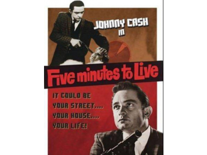 Five Minutes To Live (DVD)
