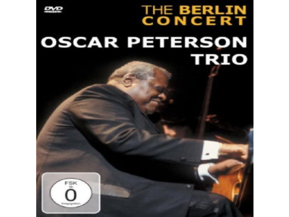 OSCAR PETERSON TRIO - Berlin Concert The (DVD)