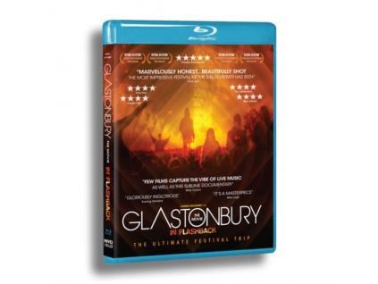 VARIOUS ARTISTS - Glastonbury  The Movie In Flashback (Blu-ray)
