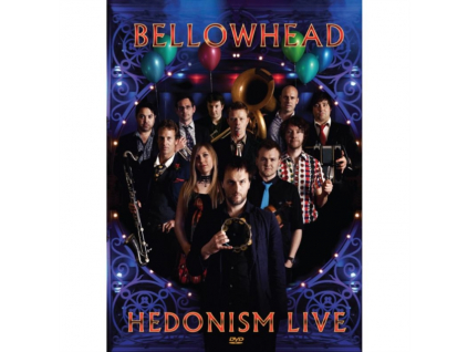 BELLOWHEAD - Hedonism Live (DVD)