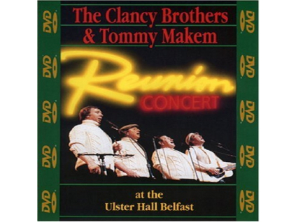 CLANCY BROTHERS - Reunion Concert (DVD)