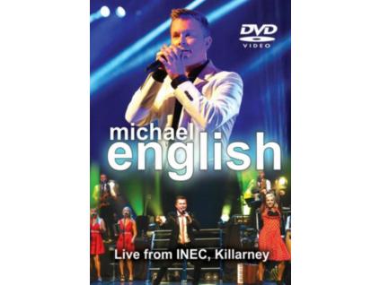 MICHAEL ENGLISH - Live From Inec. Killarney (DVD)