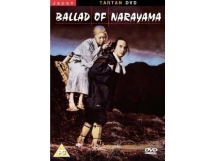 Ballad Of Naryama (DVD)