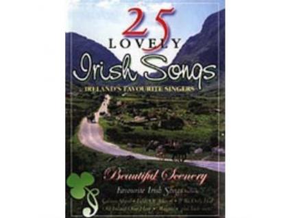 VARIOUS ARTISTS - 25 Lovely Irish Songs (DVD)