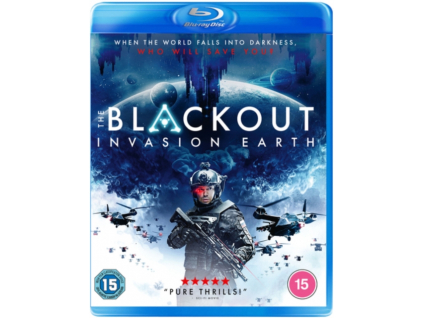 Blackout: Invasion Earth (Blu-ray)