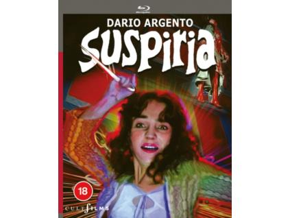 Suspiria (4K Restored) (Blu-ray 4K)