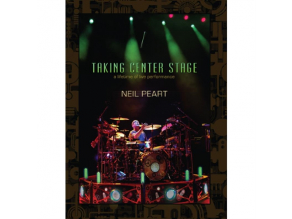 NEIL PEART - Taking Centre Stage (DVD)