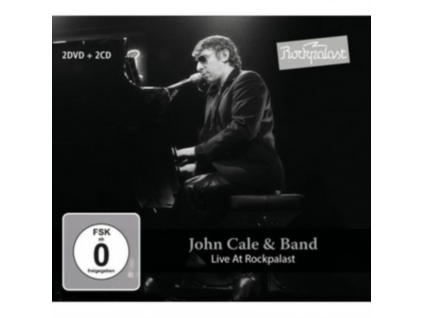 JOHN CALE & BAND - Live At Rockpalast (DVD + CD)