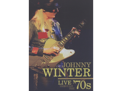 JOHNNY WINTER - Live Through The 70S (DVD)