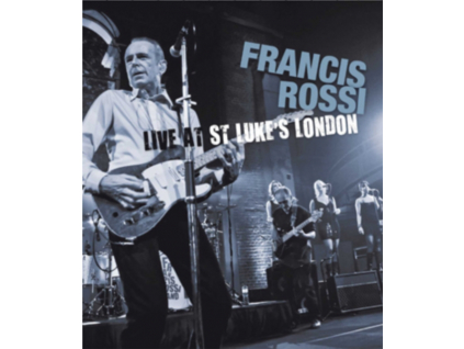 FRANCIS ROSSI - Live At St LukeS London (Blu-ray)