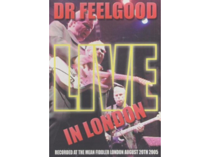 DR FEELGOOD - Live In London (DVD)