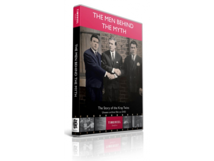 Men Behind The Myth The Story Of The Kra (DVD)