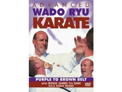 Advanced Wado Ryu Karate (DVD)