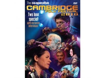 VARIOUS ARTISTS - Cambridge Folk Festival 2010 (DVD)