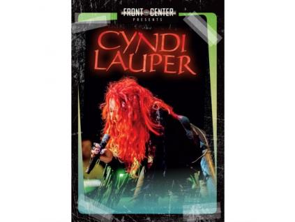 CYNDI LAUPER - Front  Center (Blu-ray)