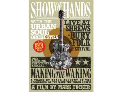 Live At Shrewsbury Folk Festival (DVD)