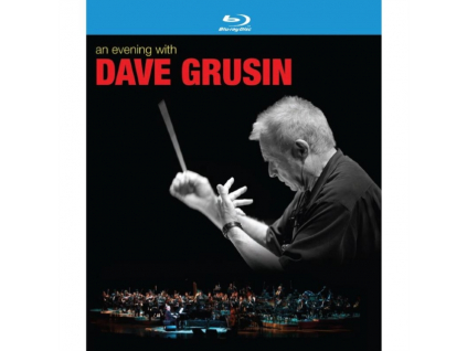 GRUSIN DAVE - An Evening With Dave Bluray (Blu-ray)