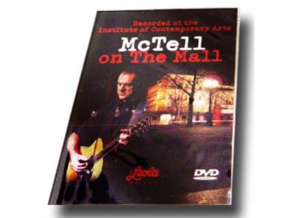 RALPH MCTELL - Mctell On The Mall (DVD)