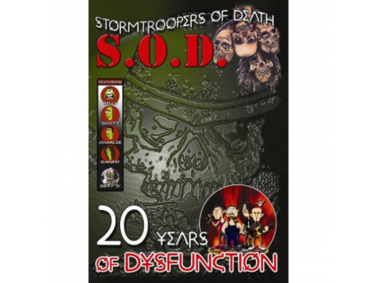 SOD - 20 Years Of Dysfunction (DVD)