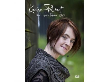 KARINE POLWART - Heres Where Tomorrow Starts (DVD)