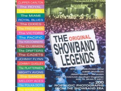 VARIOUS ARTISTS - Original Irish Showbands (DVD)