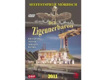 SEEFESTSPIELE MORBISCH - Gypsy Baron Eng Sub (DVD)