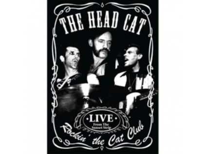 HEAD CAT - Head Cat - Rockin The Cat Club: Live From The Sunset Strip (DVD)