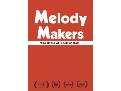 VARIOUS ARTISTS - Melody Makers: The Bible Of Rock N Roll (DVD)