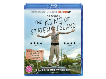 King Of Staten Island. The (Blu-ray)