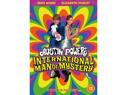 Austin Powers: International Man Of Mystery (DVD)