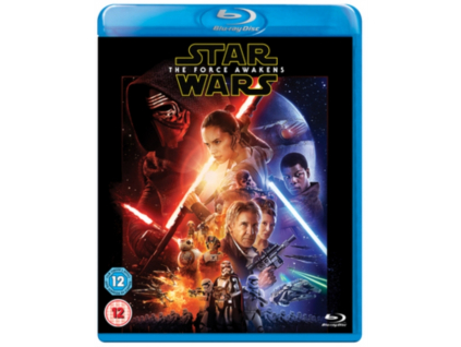 Star Wars: Episode VII - The Force Awakens (Blu-ray)