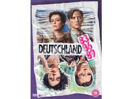 Deutschland 83. 86 & 89 Complete (DVD)