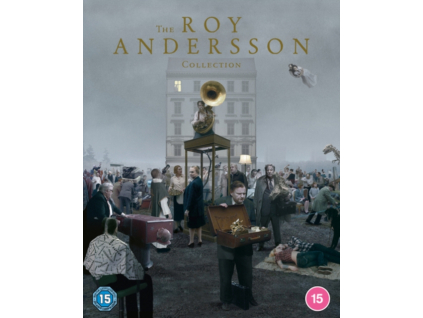 Roy Andersson Collection (Limited Edition) (Blu-ray)