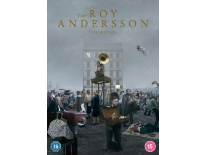 Roy Andersson Collection (DVD)