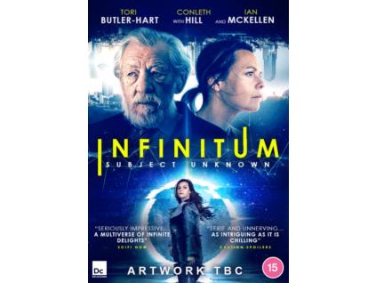Infinitum: Subject Unknown (DVD)