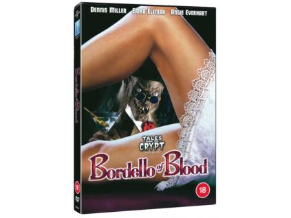 Bordello Of Blood (DVD)