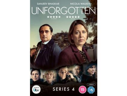 Unforgotten Series 4 (DVD)