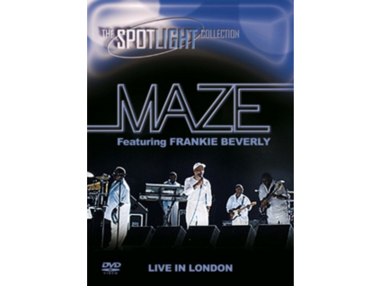 Maze Featuring Frankie Beverley: Live In London (DVD)