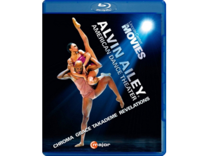 VARIOUS ARTISTS - Alvin Ailey American Dance (Blu-ray)