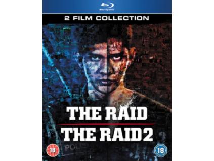 Raid 1  2 The (Blu-ray)