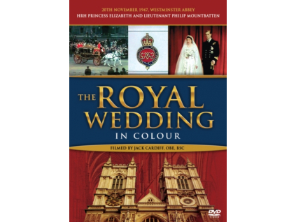 Royal Wedding In Colour. The (DVD)