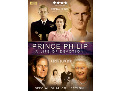 Prince Philip - A Life Of Devotion - Special Dual Collection (DVD)