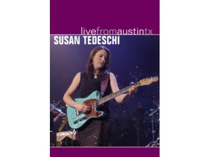 SUSAN TEDESCHI - Live From Austin Tx (DVD)
