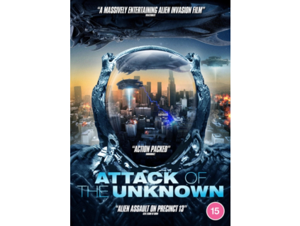 Attack Of The Unknown (DVD)