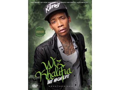 WIZ KHALIFA - The High Life  Unauthorized (DVD)