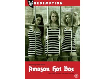 Amazon Hot Box (DVD)
