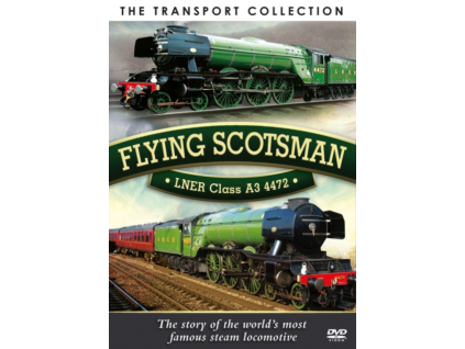 Transport Collection: The Flying Scotsman (DVD)